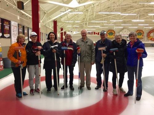 bethel curling crew