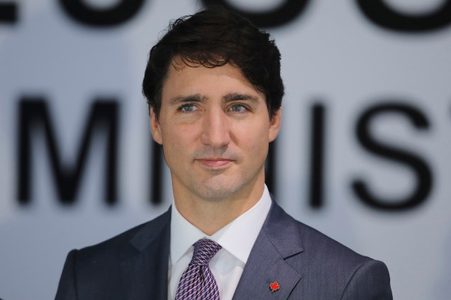 Canadian Prime Minister Justin Trudeau Visits Mexico City