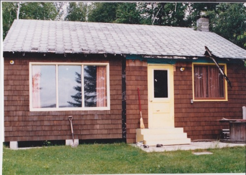 moose lake cottage earliest