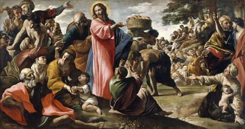 Giovanni_Lanfranco_-_Miracle_of_the_Bread_and_Fish_-_WGA12454