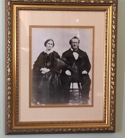 amelia and brigham young