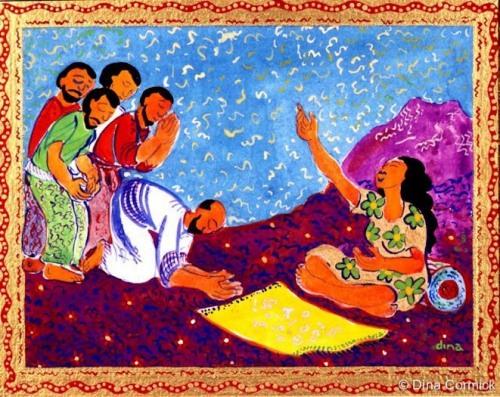 1989 huldah the prophetess dina cormick