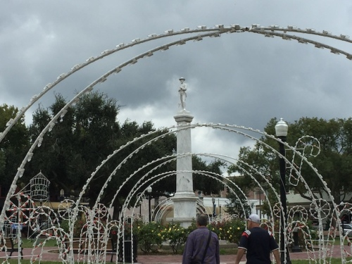 statue lakeland florida