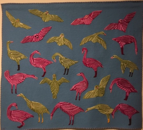 wall hanging by mary yuusipik singaqti