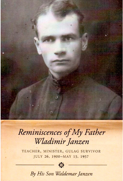 image of my father by waldemar janzen