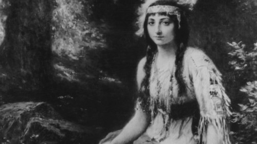 wikipedia image of pocahontas
