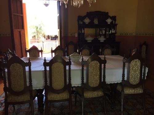 diningroom hacienda