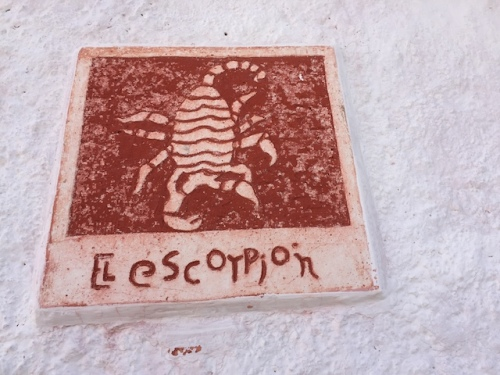 scorpion sign merida
