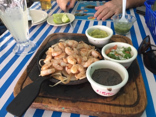 shrimp cervice merida
