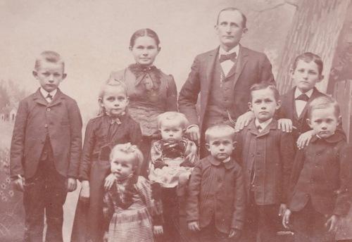 jantz family 1894
