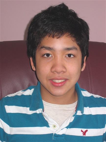 joop in 2007 highschool