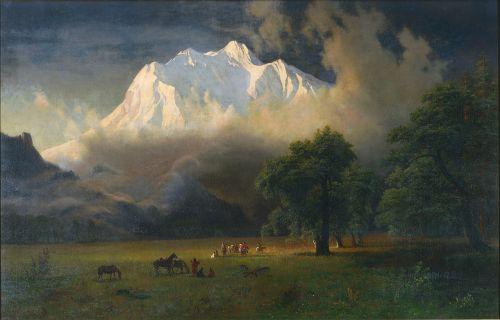 1875,_Bierstadt,_Albert,_Mount_Adams,_Washington