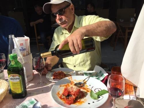 eggplant lasgna monfalcone italy