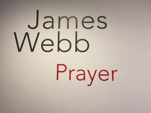 prayer installation