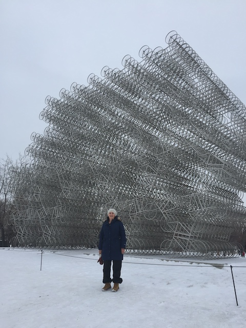 forever bicycles ai wei wei and marylou
