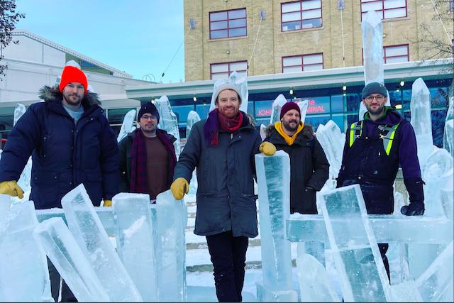 royal canoe ice show