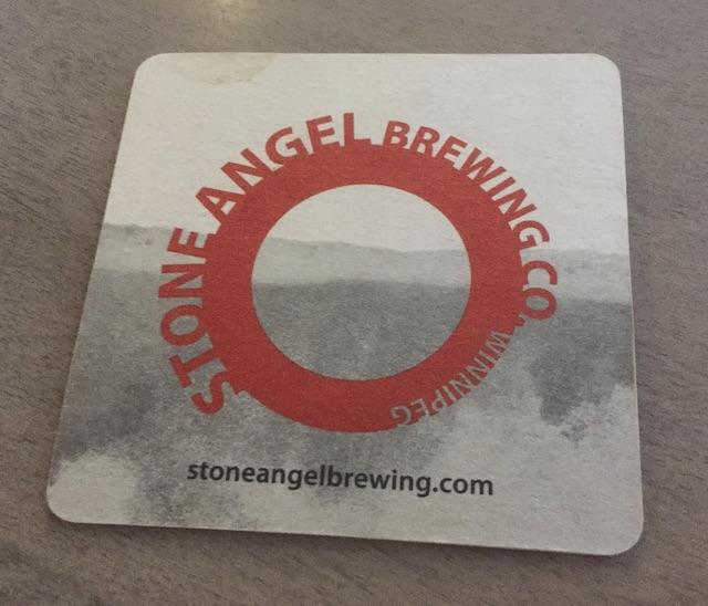 stone angel brewery