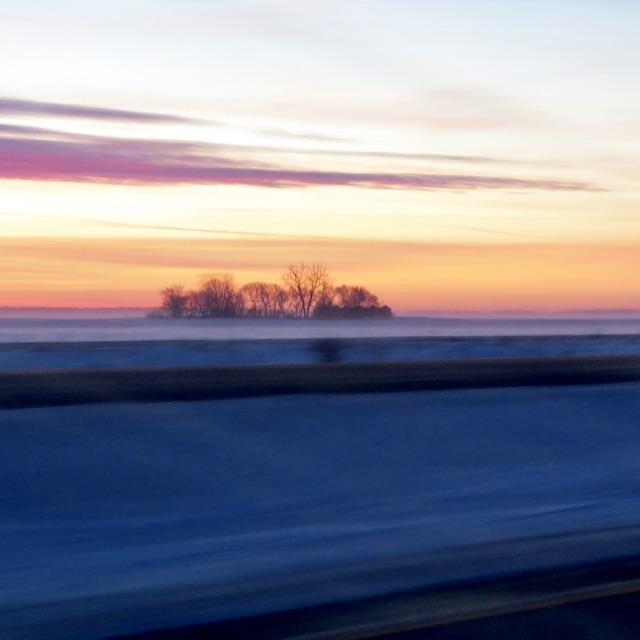 driving in south dakota