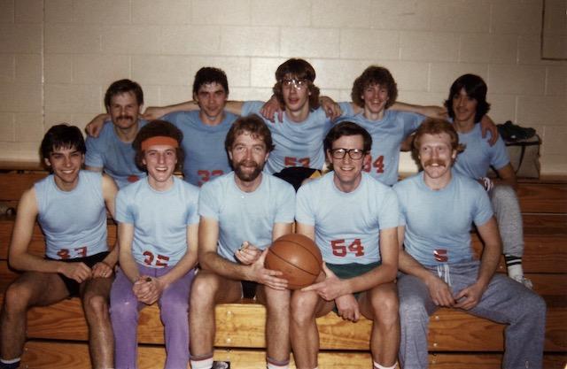dave basketball team steinbach
