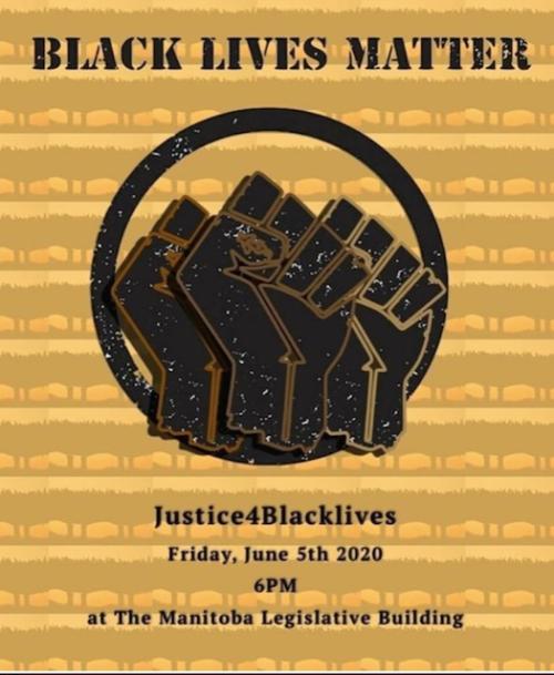 black lives matter winnipeg
