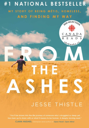 From the Ashes Jesse Thistle
