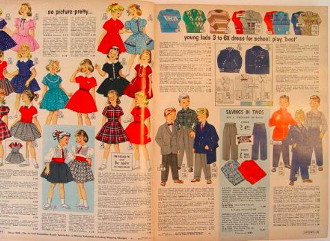 eaton's catalogue 1957-58