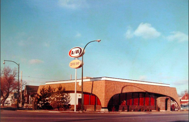 A and W Coffeeshop Portage Avenue