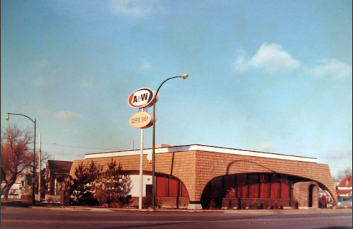 A and W Coffeeshop Portage Avenue