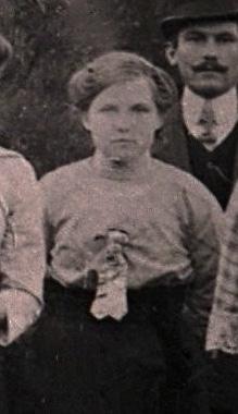 Oma Driedger Margaretha Friesen